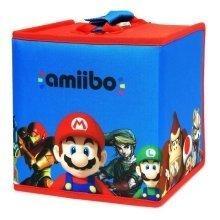 HORI Amiibo 8 Figure Travel Case - Wii U