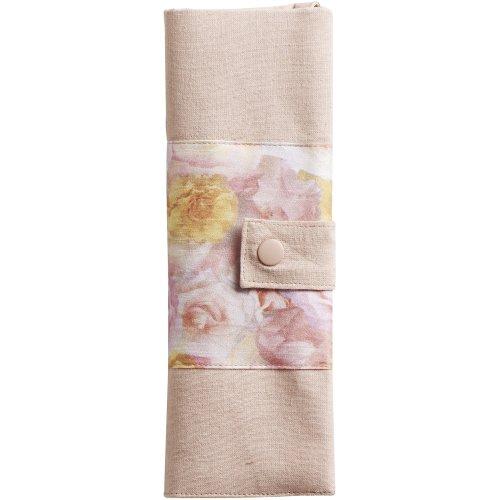 Bergere De France Straight Knitting Needle Set-Pink, Sizes 3, 4, 6, 7 & 8