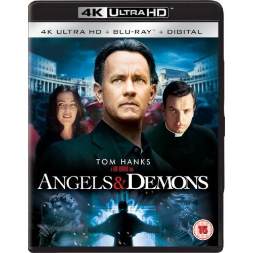 Angels & Demons (includes Ultraviolet Copy)