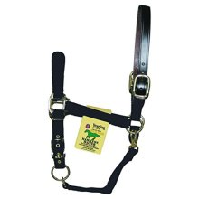 HAMILTON HALTER COMPANY Adjustable HALTER COMPANY with Leather Headpole 354869