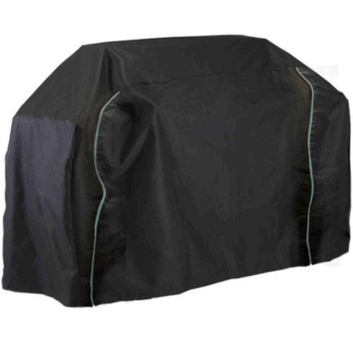 Big Fitted Quality BBQ Cover 2 x Zips, elasticated hem