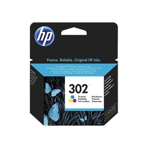 HP F6U65AE (302) Ink cartridge color, 165 pages, 4ml