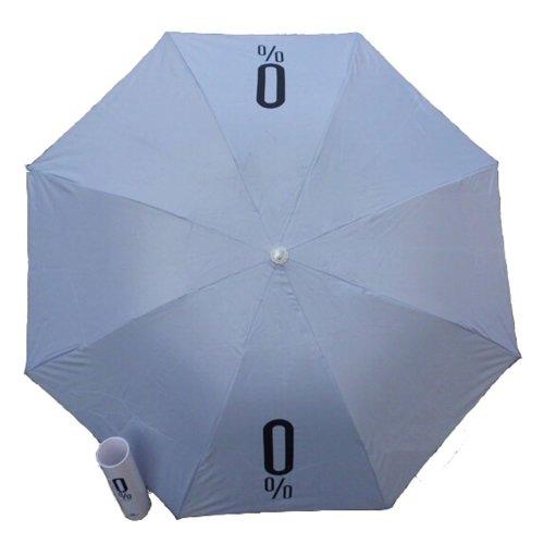 Unique Fashion Gift Winebottle Shape Umbrellas Folding Umbrella GRAY
