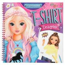 TOPModel T-Shirt Designer Book by Depesche Birthday Gift