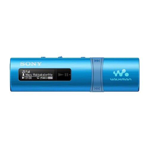 Sony NWZ-B183B Portable Walkman with Built-in USB - Blue