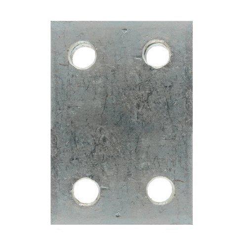 "Drop Plate Zinc Plated 2"" - 2 Maypole Towbar Towing 230 Mp230 -  drop plate 2 zinc plated maypole towbar towing 230 mp230"