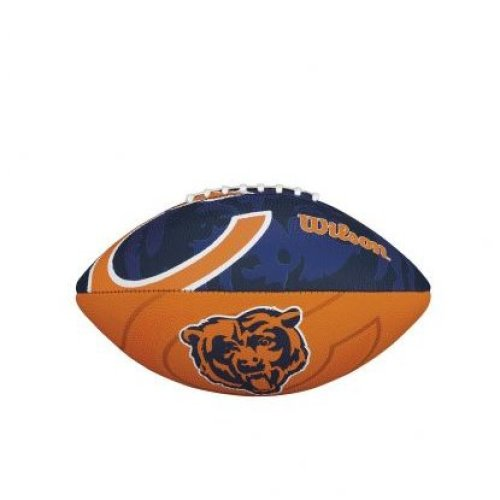 Wilson F1534XB NFL Team Logo Junior