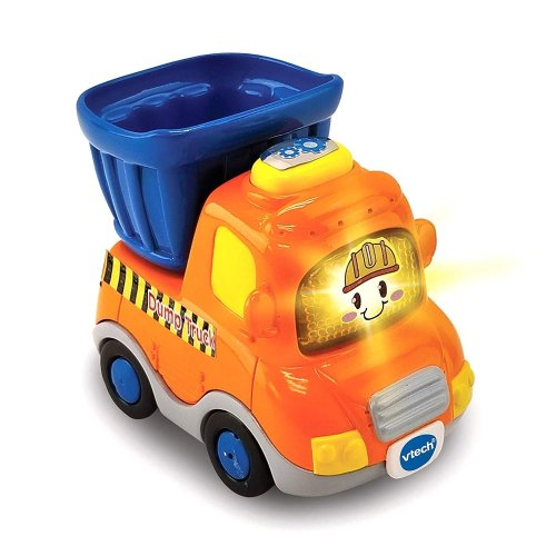 Vtech Toot-Toot Drivers Dumper Truck With 3 Songs and 6 Melodies Preschool Toy Ages 1- 5 Years