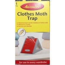 Non-toxic Clothes Moth Trap - Agralan Non-toxis Pheremone Male Warning Device - Agralan Clothes Non-toxis Pheremone Male Moth Trap Warning Device