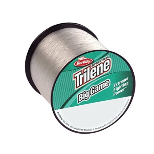 Berkley Trilene Big Game Monofilament Custom Spool Clear 30 Pound