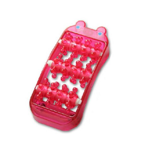 Cartoon Pink Acupoint Foot Massager, Health Care Product