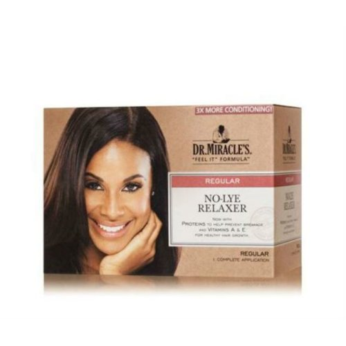 Dr. Miracle's Thermalceutical Intensive No-Lye Relaxer Regular