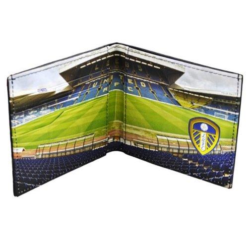 Leeds United Stadium Leather Wallet