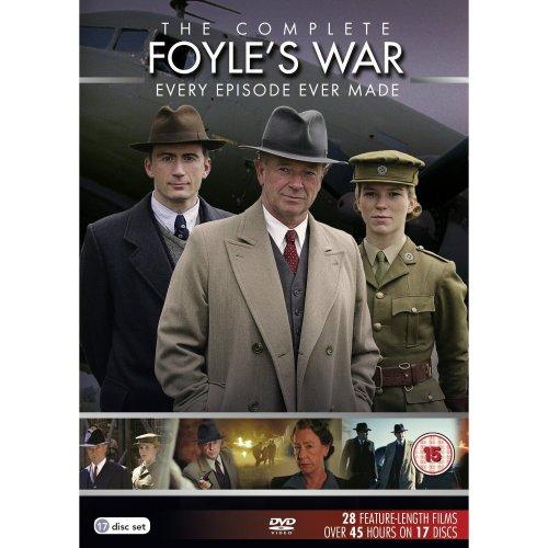 Foyle's War - Series 1-8 Complete [DVD]