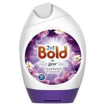 Bold 2-in-1 Lavender & Camomile Lenor Fresh Washing Gel Detergent - 16 Washes