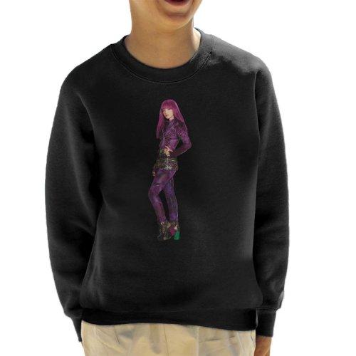 Disney Descendants Mal Hands On Hips Kid's Sweatshirt