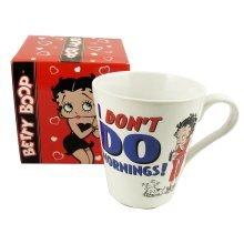 Betty Boop Morning Mug