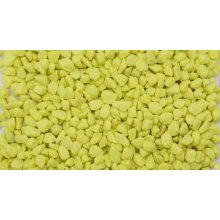 Fluoro Gravel Yellow 2.5kg (Pack of 10)