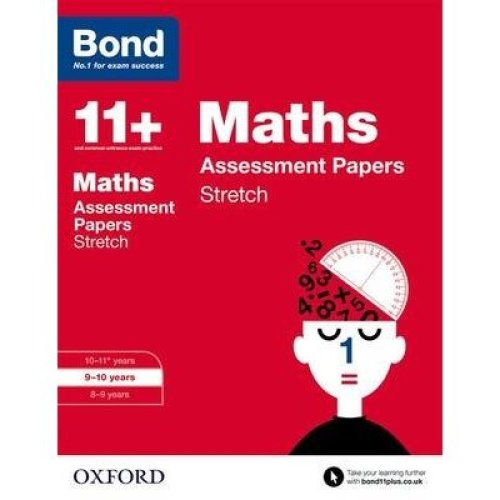 Bond 11+: Maths: Stretch Papers