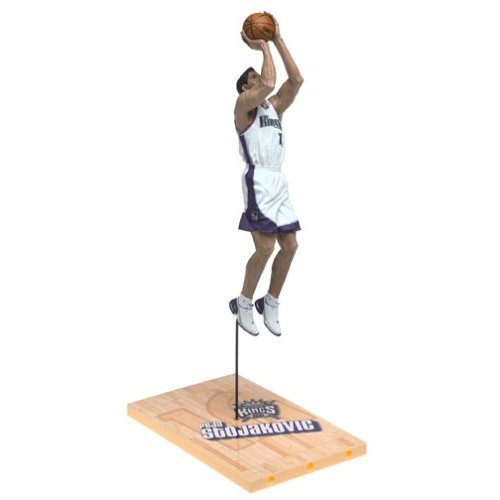 McFarlane Toys NBA Sports Picks Series 6 Action Figure Peja Stojakovic (Sacra...