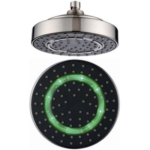 Dawn Kitchen & Bath SHM230401 Showerhead - Brushed Nickel