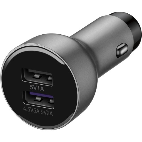 Huawei AP38 Super Charge Car Charger with Cable - Black