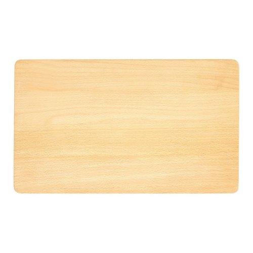 Rectangular Cheese Board Natural Beech Wood