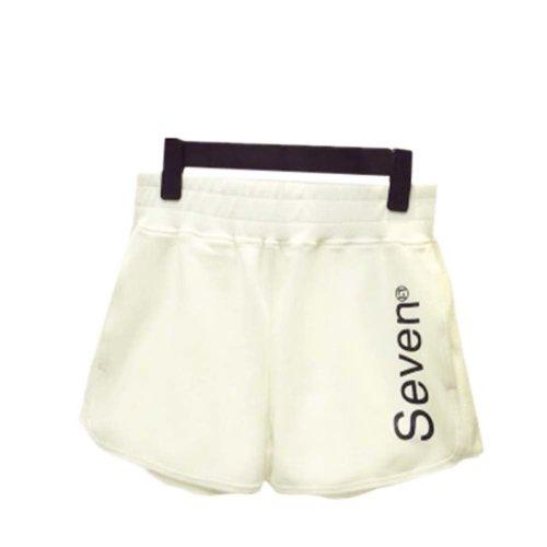 Women's Hot Active Wear Lounge Shorts Elastic Waist Gym Pants,#A 11
