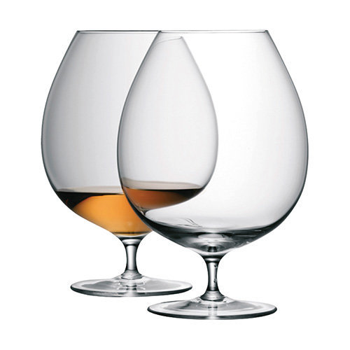 LSA Bar Brandy Glasses Set of two Brandy Glasses