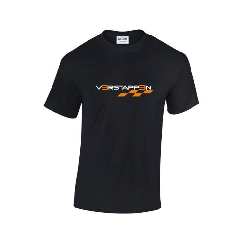Max Verstappen F1 No.33 Mens Motor Racing T-Shirt