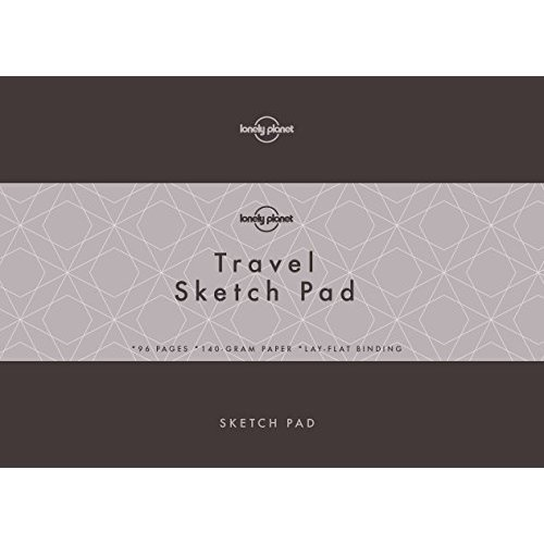 Lonely Planet's Travel Sketch Pad (Travel Guide)