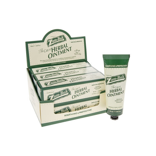 Zam Buk Brand Herbal Ointment 90ml Tube Traditional Antiseptic