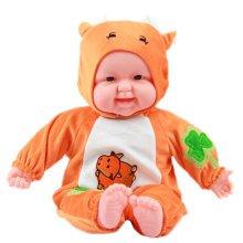 Lifelike Realistic Baby Doll/ Zodiac Doll/ Soft Body Play Doll,Cattle Baby Doll
