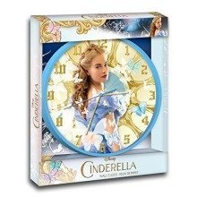 Disney Cinderella Movie Wall Clock