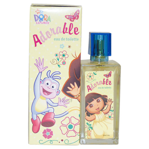 Marmol & Son Dora the Explorer Adorable - 3.4 oz EDT Spray