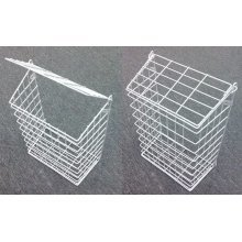 Wire Letter Box Cage | Mountable Letter Box Basket