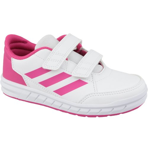 adidas AltaSport CF K D96828 Kids White sneakers Size: 2 UK
