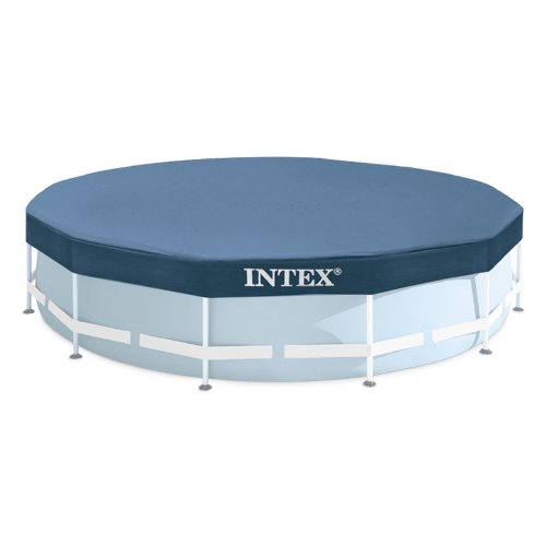 Intex 15' Frame Round Pool Cover (58901)