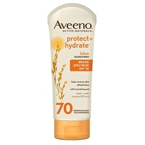 Aveeno Protect + Hydrate Spf#70 Lotion 3 Ounce (88ml) (3 Pack)