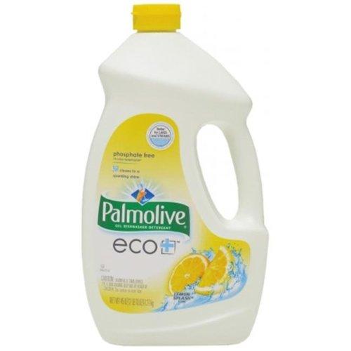 45 Oz Lemon Splash Palmolive eco+ Gel Dishwasher Detergent