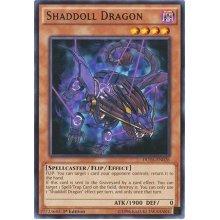 Yu-Gi-Oh! - Shaddoll Dragon (DUEA-EN026) - Duelist Alliance - 1st Edition - Rare