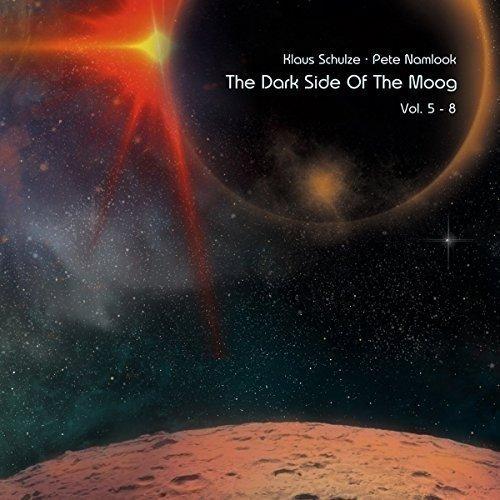 Klaus Schulze and Pete Namlook - The Dark Side Of The Moog Vol. 5-8 [CD]
