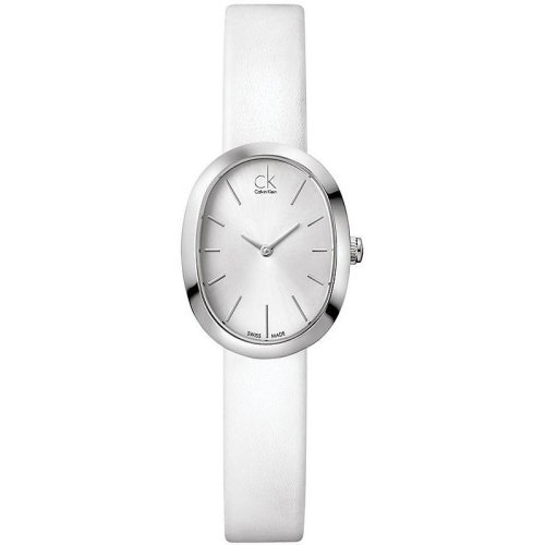 Calvin Klein ck Incentive Leather Ladies Watch K3P231L6