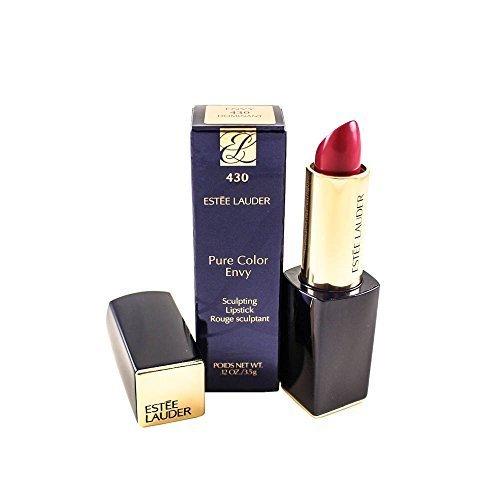 Estee Lauder Womens Pure Color Envy Sculpting Lipstick, # 430 Dominant, 0.12 Ounce