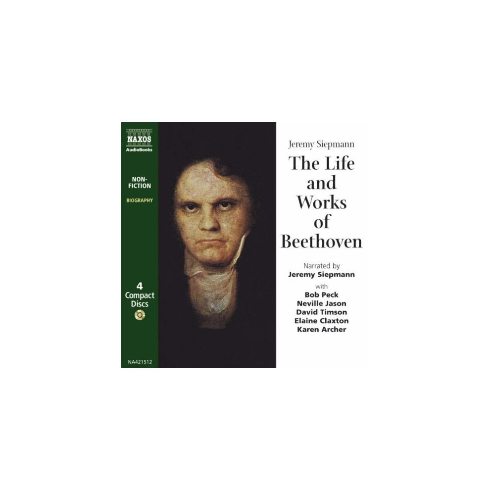 the life and works of beethoven Ludwig van beethoven the only major works beethoven produced during this time toward the end of his life, beethoven's friends competed in their efforts to.
