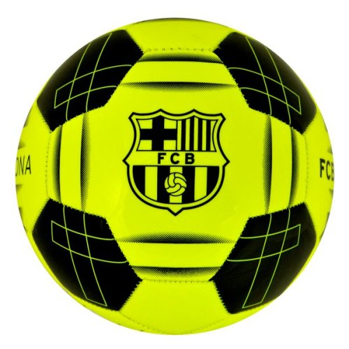F.c. Barcelona Football Fluo - Fc Size 5 Official Club -  football barcelona fc fluo size 5 official club