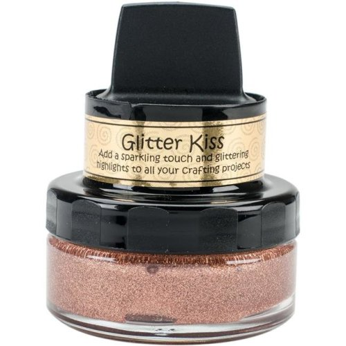 Creative Expressions CSGK-LTCOP Cosmic Shimmer Glitter Kiss, Light Copper