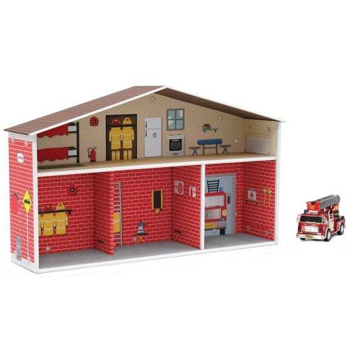 Kroom Dylan Fire Station