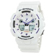 Casio G-shock Mens Watch GA100A-7ACR