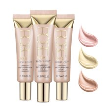 O.TWO.O Liquid Highlighter Cream